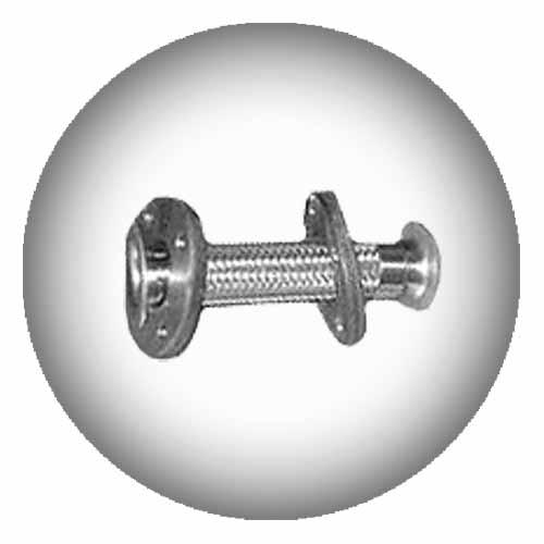 Металлорукав «фланцевое соединение» серии: 4657А