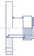 Фланец плоский приварной ГОСТ 12820-80 для металлорукавов