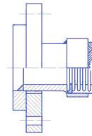 Фланец свободный ГОСТ 12822-80 на приварном кольце для металлорукавов